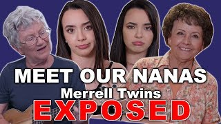 Merrell Twins Exposed ep.4 - Meet Our Nanas