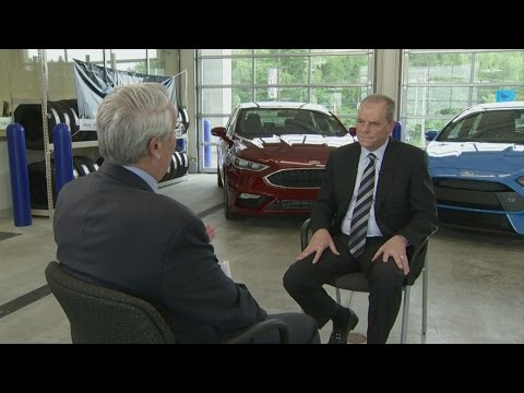 Ford Motor Co's Mark LaNeve on Industry's Future in 2017