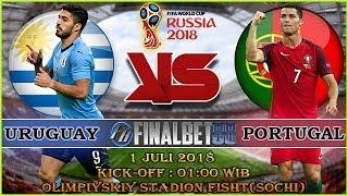 LIVE PORTUGAL vs URUGUAY LIVE STREAM HD - WORLD CUP 2018 LIVE