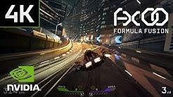 Formula Fusion Gameplay - Intense Racing in 4K