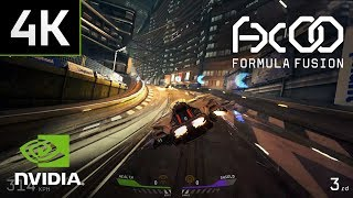 Formula Fusion Gameplay - Intense Racing in 4K