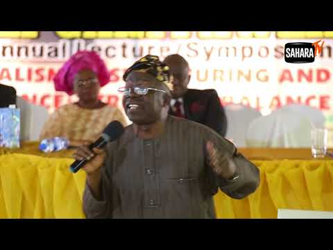 Our Law Is Class Biased - Femi Falana