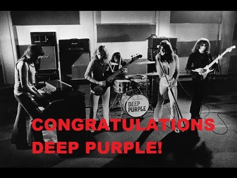 CKN Reacts to DEEP PURPLE Getting into the ROCK AND ROLL HALL OF FAME
