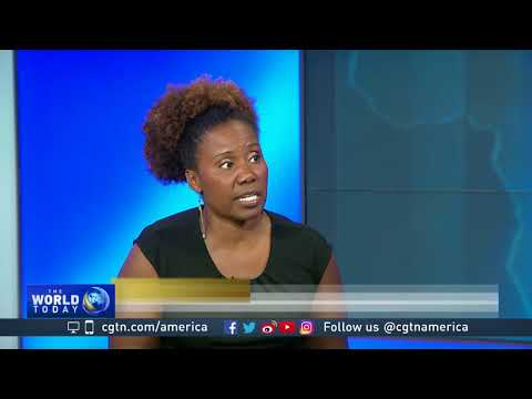 Imani Cheers discusses recent speeches, controversies of US President Trump