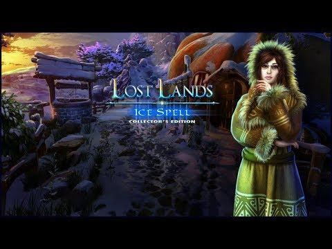 Lost Lands 5. Ice Spell Walkthrough | Затерянные земли 5. Ледяное заклятие прохождение #1