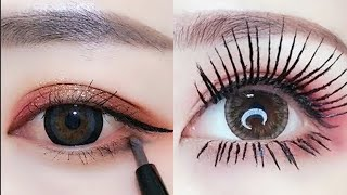 vuclip Eye Makeup Natural Tutorial Compilation ♥ 2019 ♥ #220