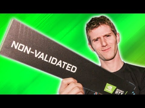 We NEVER expected NVIDIA to allow this...
