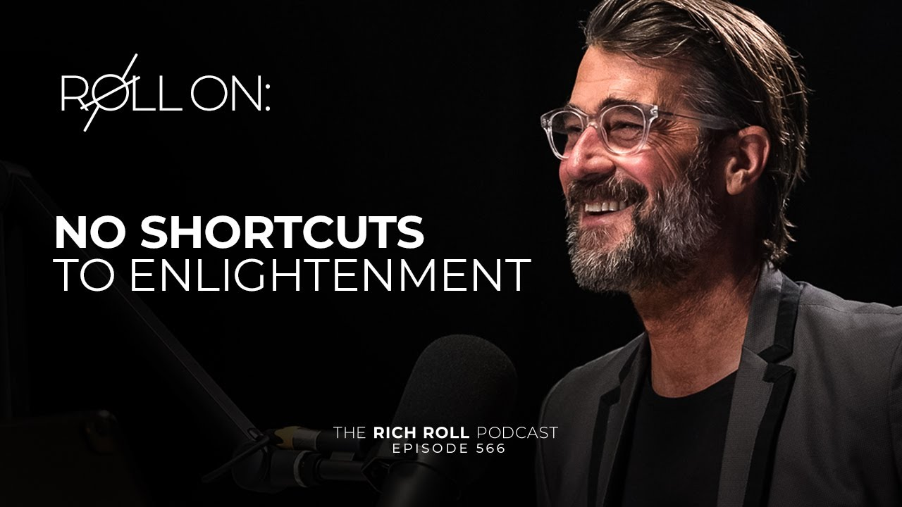 Stop Chasing Happiness | Rich Roll Podcast