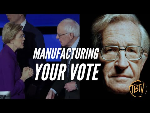 Noam Chomsky Breadcrumbs: Are The Democratic Debates Manufacturing Our Votes?