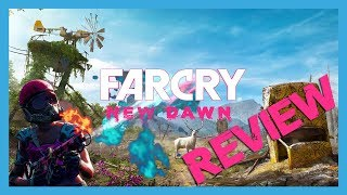 It's A New Dawn With Our FAR CRY NEW DAWN Review (Video Game Video Review)