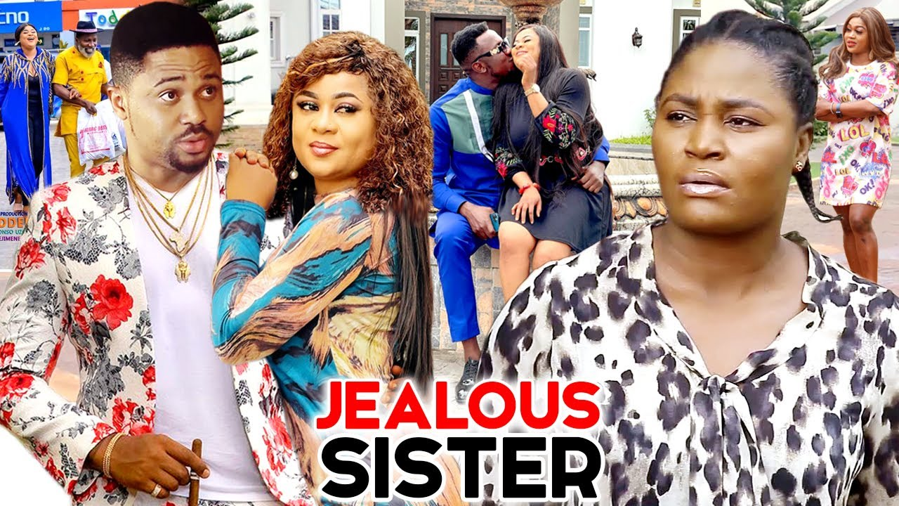 Download Bad-Blood Sisters & The Handsome Prince 3&4 (Uju Okoli Vs Chizzy Alichi) 2021 Latest Nigerian Movies