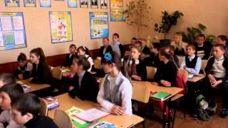Бінарний урок музика та образотворче мистецтво (Снігурівська ЗОШ№1)