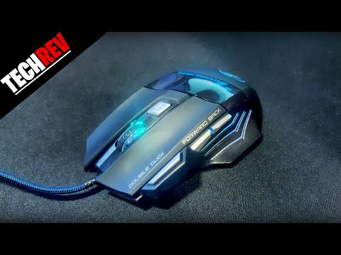 Imice X7 Gaming Mouse Review