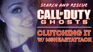 Call Of Duty Ghosts - Search & Rescue (Tips & Fails)