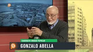 Gonzalo Abella, candidato presidencial por Unidad Popular