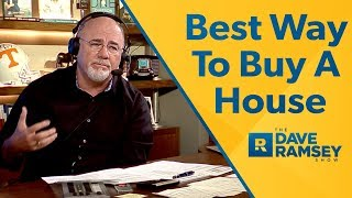 The Best Way To Buy A House - Dave Ramsey Rant Mp3