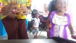 cute kids video {by harsh chauhan} kosabari,korba.chhattisgarh,india....