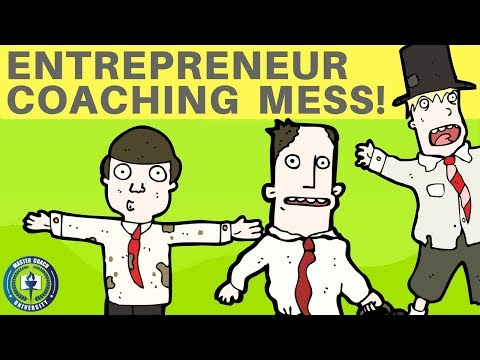 Entrepreneurship Coaching Gets Messy - An eMyth Business Coaching Story