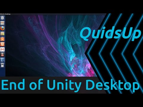 Breaking News: End of Unity Desktop in Ubuntu