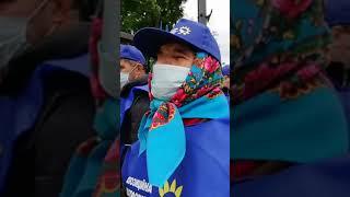 Сторонники партии ОПЗЖ пришли ТРЕБОВАТЬ...!!!  #ОПЗЖ