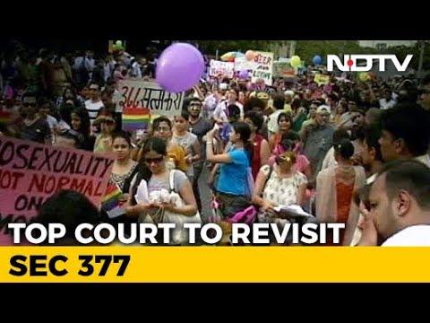 Supreme Court To Revisit 2013 Verdict Criminalising Gay Sex