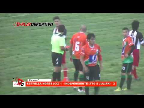 Federal C   Estrella Norte 1   Independiente Puerto San Julian