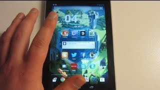 Nexus 7 & Android 4.2.2 Tips & Tricks