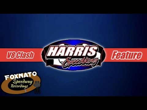 9/21/19 V8 Clash Feature | Harris Speedway
