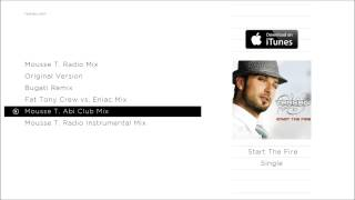 TARKAN - Start The Fire Mousse T. Abi Club Mix (Official Audio)