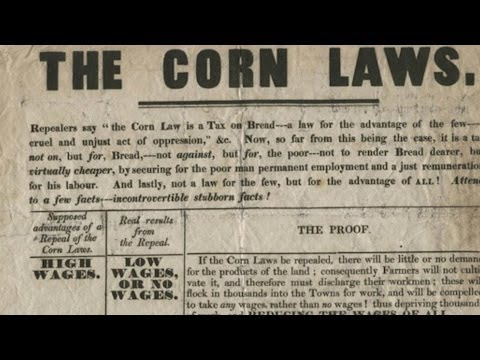 Fuelling the Debate: The Corn Law Returns - D'Maris Coffman