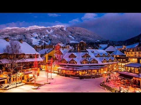 Whistler Village Winter Wonderland