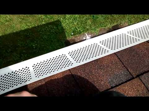 Gutter Guard Easy To Install