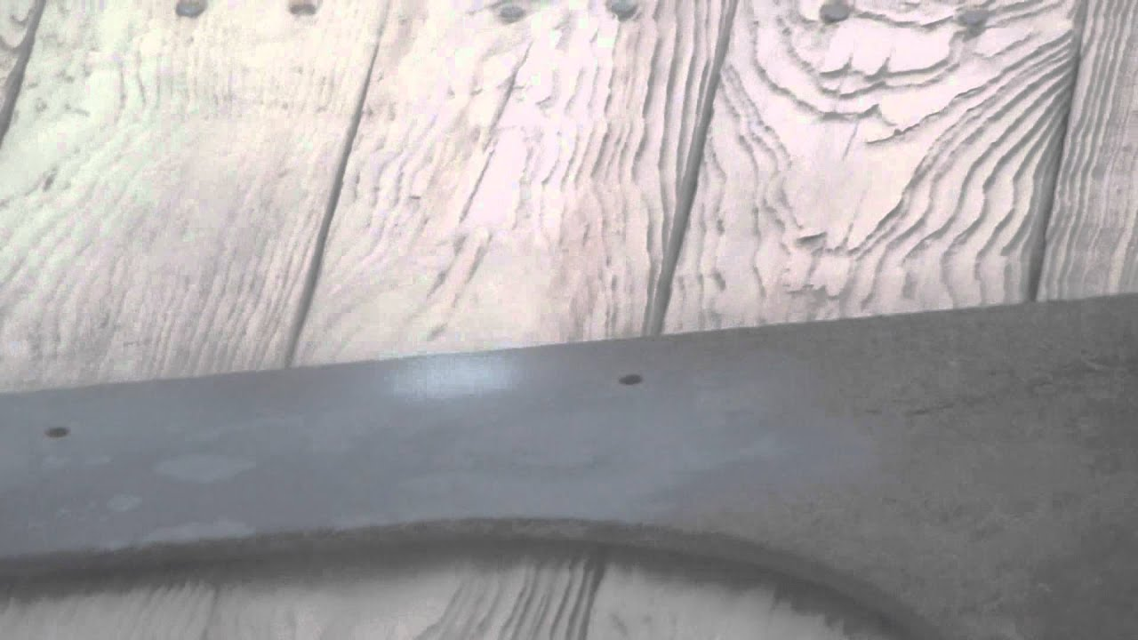 sabbiatura ferro - YouTube
