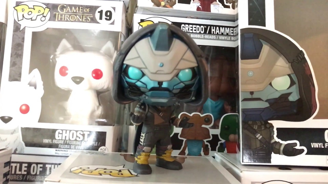 fd0adb5f076 Destiny 2 Cayde-6 Funk Pop Figure Unboxing Review  Destiny2 - YouTube