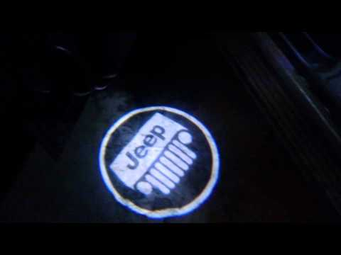 Led Logo JEEP