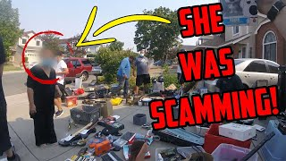 BUSTING And EXPOSING Scammer A…