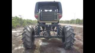 "Test Hits With Throwin Fitz Offroads ""War Pig""...."
