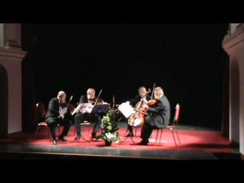 Krása: String Quartet (1921) II:Prestissimo