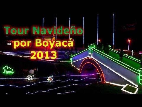 Tour Navideño y alumbrados por Boyacá  desde Bogotá 2013