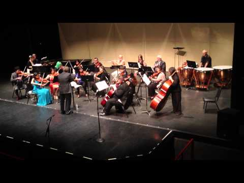 Orchestra - Pima Community College May 2012