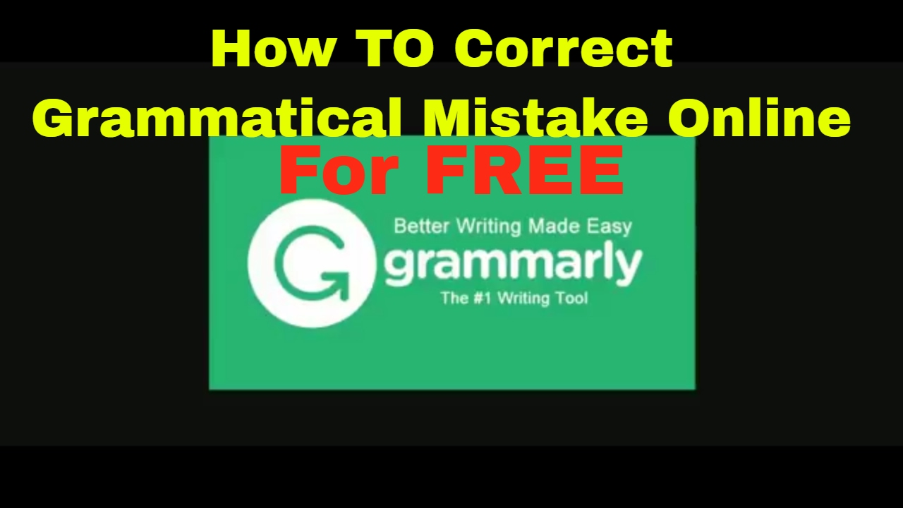 Free Software For Check English Grammar In Hindi | 2017 - YouTube