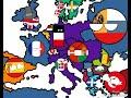 Countryballs | альтернативная WW1 | ( Первая Мировая Война )