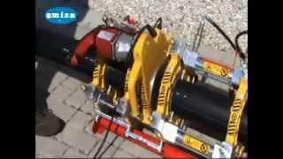 SP160 для сварки напорных полимерных трубопроводов(SP160 - комплектная машина для сварки напорных полимерных трубопроводов, в том числе газопроводов. Гидравличе..., 2013-03-23T15:46:28.000Z)