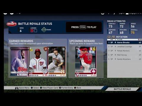12-0 team?? Battle Royale|MLB The Show 19