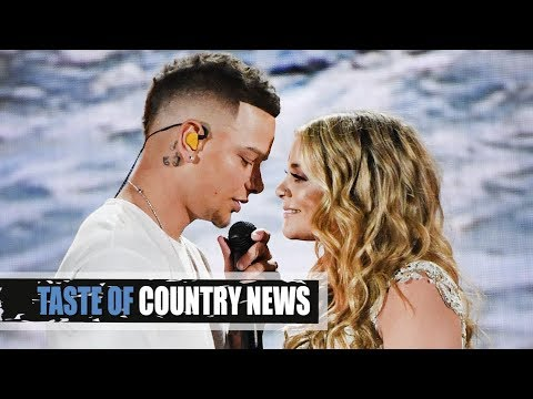 Kane Brown and Lauren Alaina's ACM...