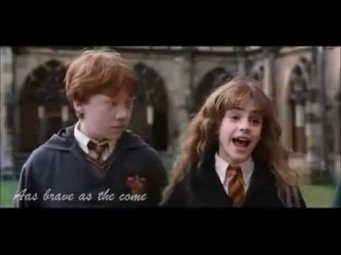 House Song (with lyrics)|| Harry Potter Version