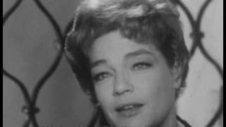 Video Interview Simone Signoret download MP3, 3GP, MP4, WEBM, AVI, FLV November 2017