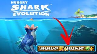 Hungry Shark Evolution V.7.3.0 MOD/HACK DINHEIRO INFINITO