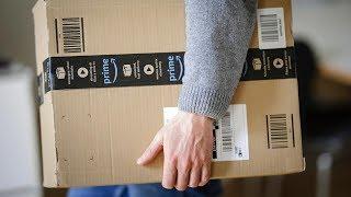 Unboxing посылки с Amazon.