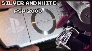Silver and White (Brody Edition) PSP 2000